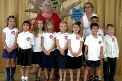 Pasowanie na ucznia, dzień nauczyciela
